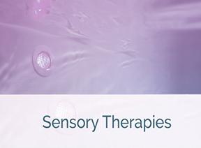 Sensory Therapies